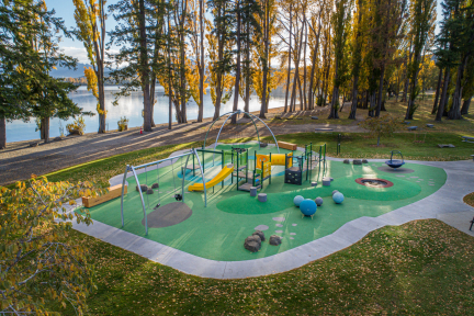 """Rotary Park, Wanaka <br /><span class=""""gallerysubheadingcompleted"""">  Completed March 2021</span>"""