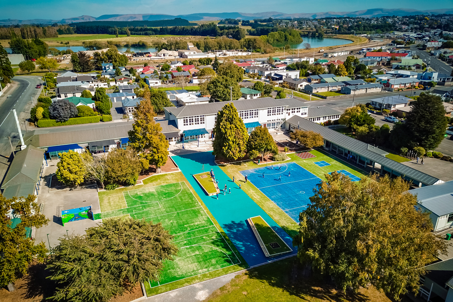 Balclutha Primary School